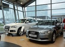 Audi ������� � ������� �� 5,6% ������ �����������