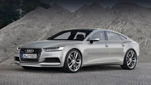 ������������ ������ Audi A9 �������� ������� � ���-���������