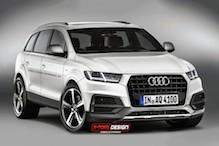 � ���� ��������� ����������� Audi Q7 ������ ���������