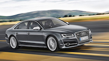 Audi ������� ������ ������ ������ A8 ��-�� ����������