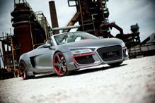 ����������� Audi R8 Spyder � ������� CT Exclusive