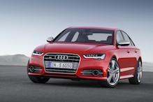 ������ ����� �������������� Audi S6