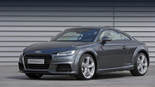 ���� Audi TT Nuvolari ��������� � ����� ����� � �������-�������