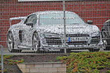 ������ ���������������� ������������� ������� Audi R8