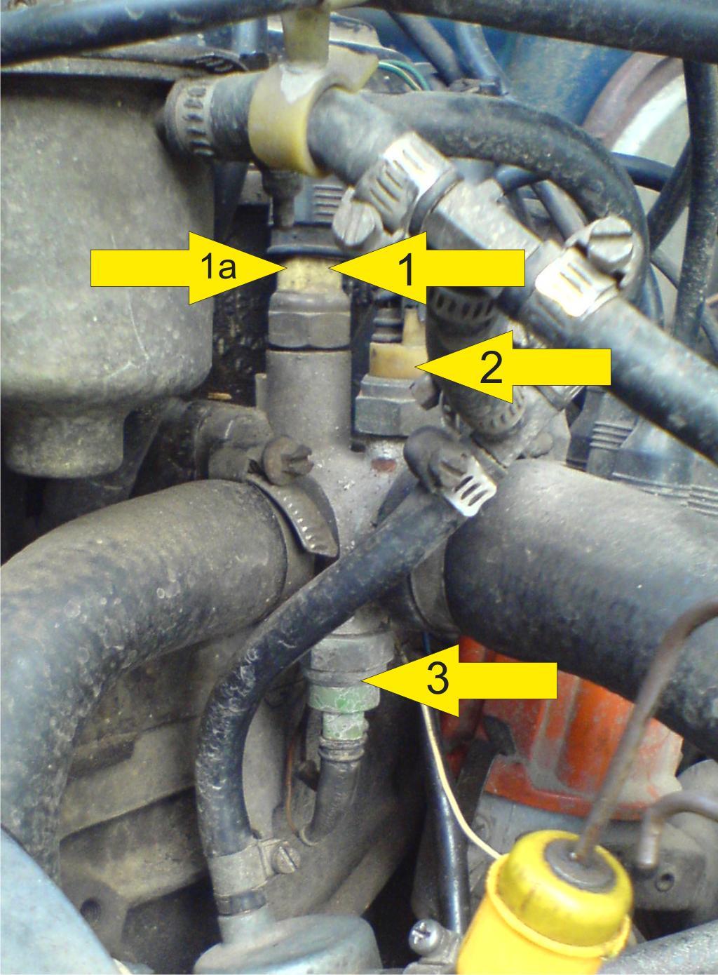 не показывает температуру двигателя audi b4 2.0 инжектор