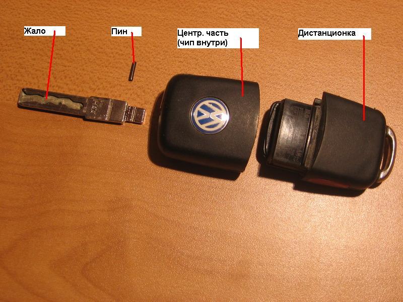 привязка иммобилайзера к мозгам audi a6 c5