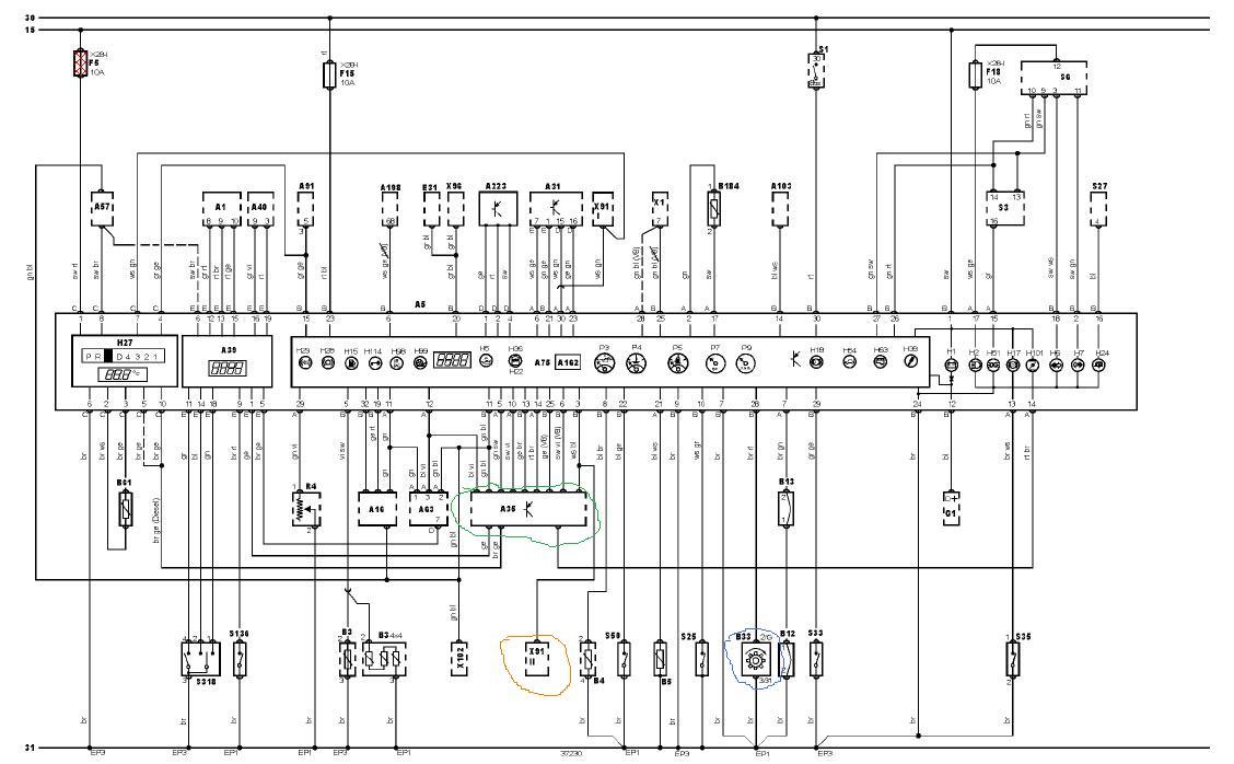 схема подключения датчика скорости