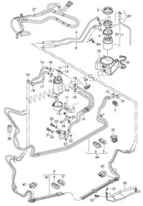 нф принцип работы клапана топливного фильтра - audi a6.2.5tdi клуб