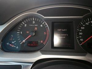 ESP fault!   Audi Club Russia
