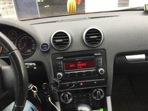 A3 8p установка Yatour Bluetooth Audi Club Russia