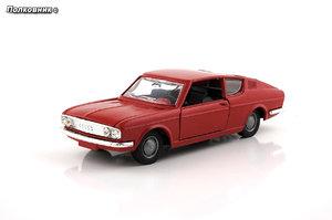 25-1969 Audi 100 Coupe S C1 Typ (F104) Karminrot (Marklin).jpg