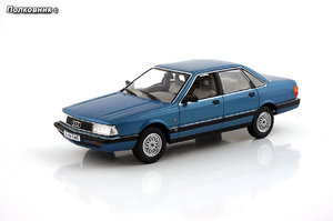 28-1990 Audi 200 C3 quattro Typ (44) Blau Metallic (Norev).jpg