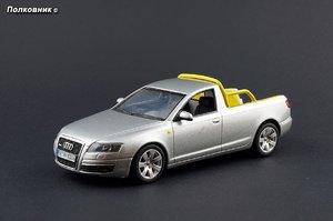 40-2005 Audi A6 C6 Abholen Typ (4F) Silber Metallic (Minichamps- sk135).jpg