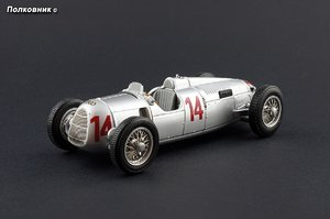 43-1936 Auto Union Typ C #14 Hungarian GP, A. Varzi (Minichamps).jpg