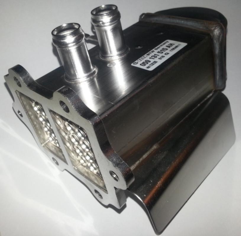 радиатор рециркуляции отработанных газов - 059131515AH