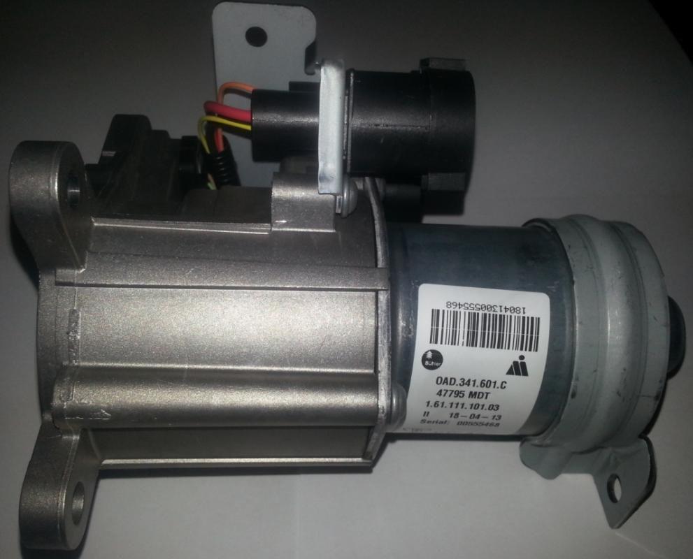 электромотор раздатки - 0AD341601C
