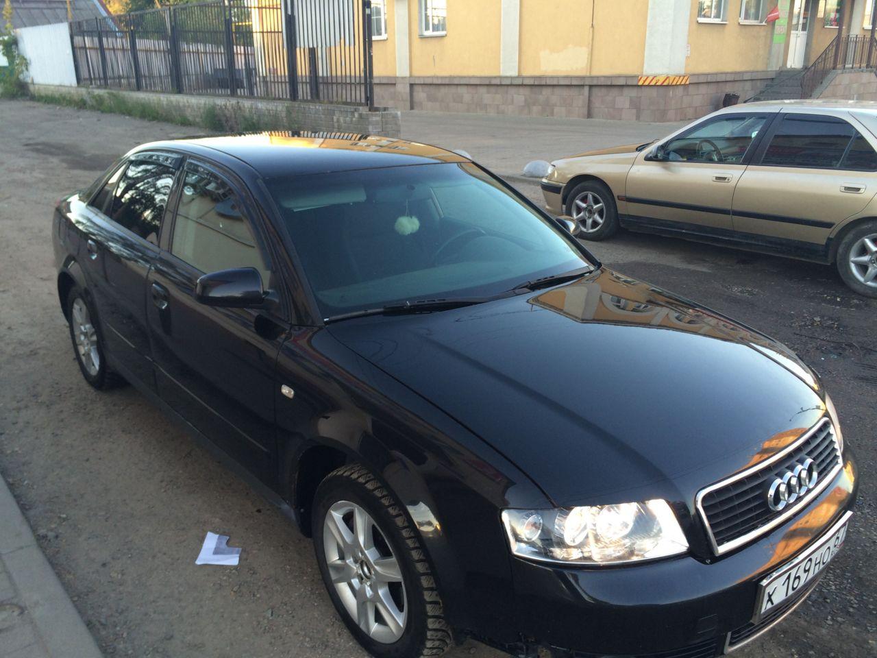Audi A4B6 alt