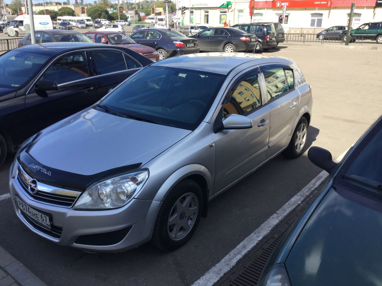 Opel Astra H 2008 1.3tdc