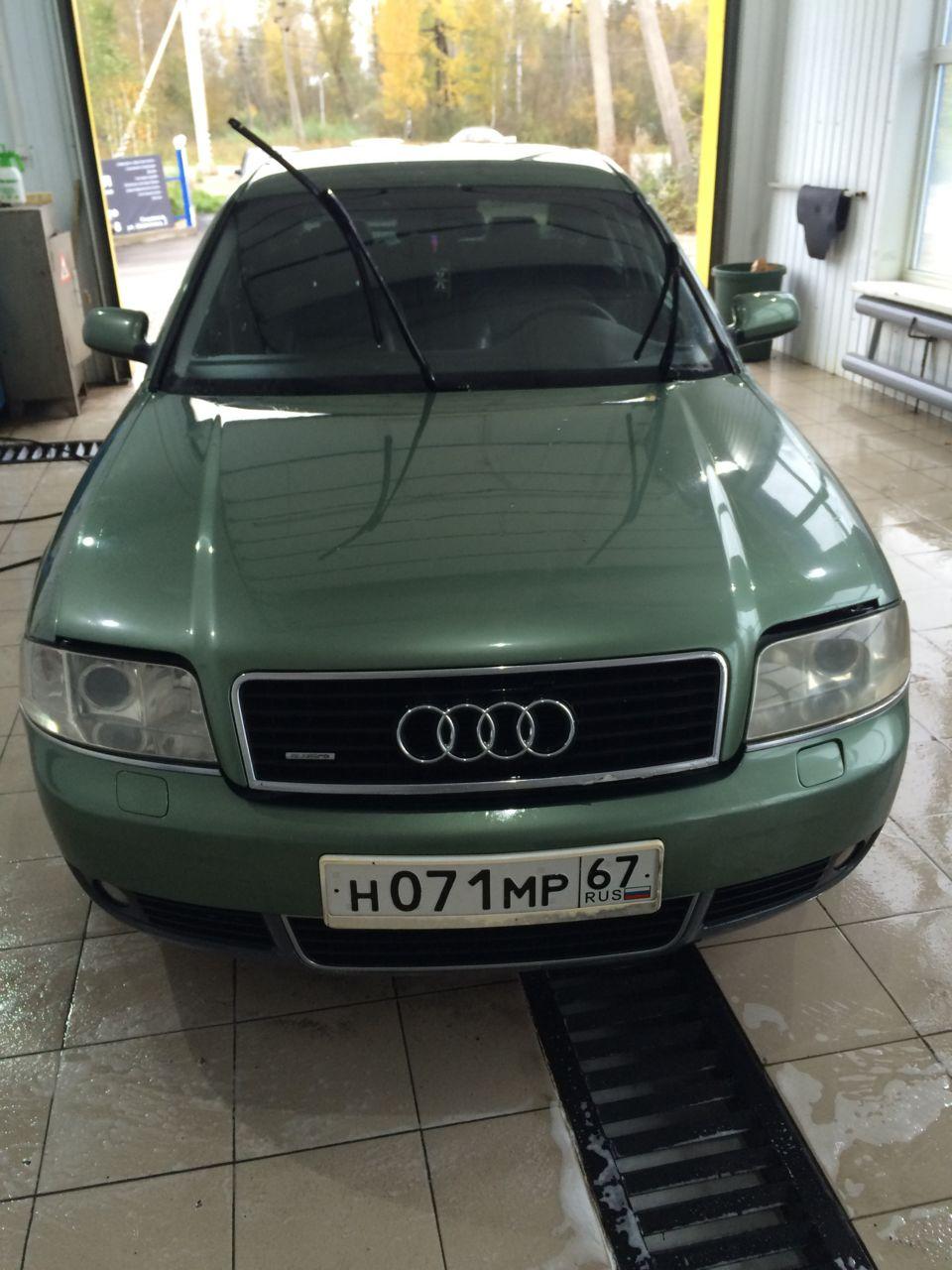 Audi a6c5 2002 2.4 Quattro