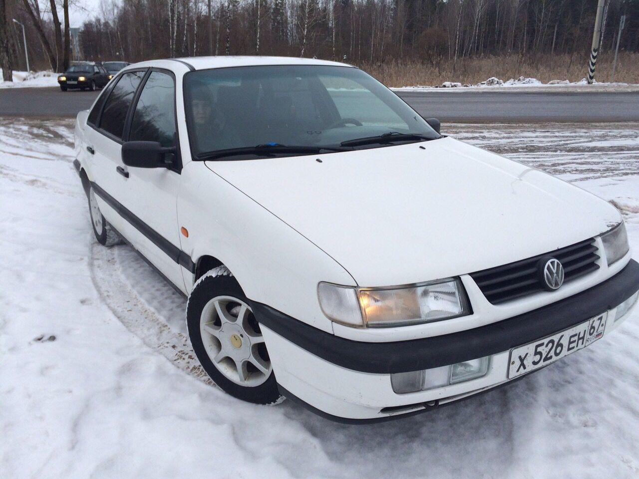Passat b4 1996 1.8mono