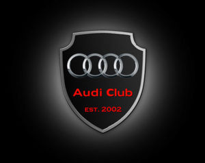 audi club scetch