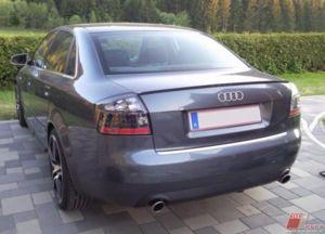 альбом легкий тюнинг Audi A4 B6 E8 Audi Club Russia