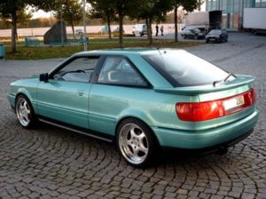 2000г.  Audi S2 Coupe ABY 340PS RS2 Technik