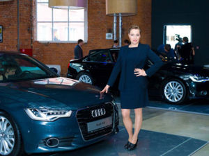audi a6 moscow 6b