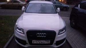 "Audi Q5 ""Sochi collection"" 1 of 365"